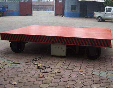 电动平板车设备