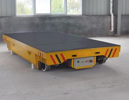 低压电动平板车