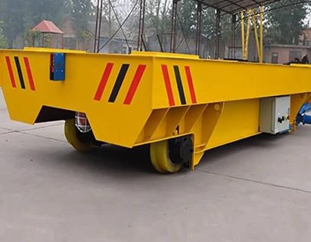 新型无轨平车