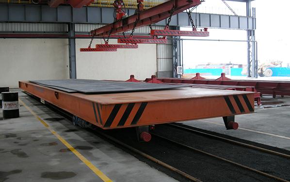 电动平板车案例